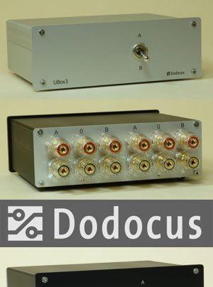 Dodocus Ubox3 neue Umschaltbox mit verbessertem Schalter