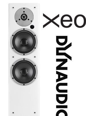 Dynaudio Xeo 3 Wireless Kompaktlautsprecher, Xeo 5 Wireless Standlautsprecher