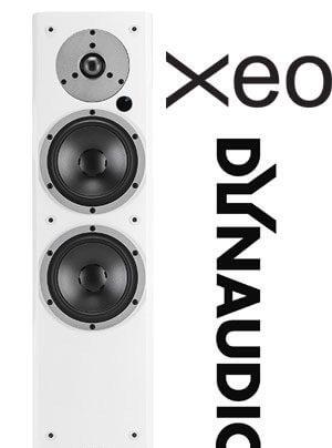 Dynaudio Xeo 3 Wireless Kompaktlautsprecher, Xeo 5 Wireless Standlautsprecher