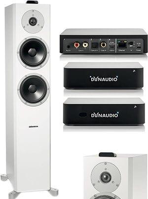 Dynaudios neue Xeo-Serie Wireless Lautsprecher