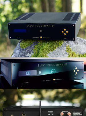 Electrocompaniet ECI 6D Vollverstärker / DAC