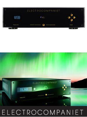 Electrocompaniet ECI 6DX Vollverstärker/Streamer/DAC