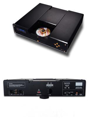 Electrocompaniet EMC-1MKIII Toplader-SACD/-CD-Spieler