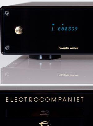 Electrocompaniet Multiformatspieler EMP-2