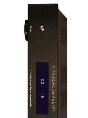 Electrocompaniet PI 2D Vollverstärker und DAC
