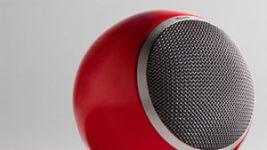 Elipson BS50 Tribute Reflektorlautsprecher | Planet M Zweiwege-Koaxial-Kugellautsprecher | Planet Sub Aktivsubwoofer