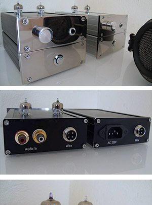 Evergreen Audio Kopfhörerverstärker HV-01