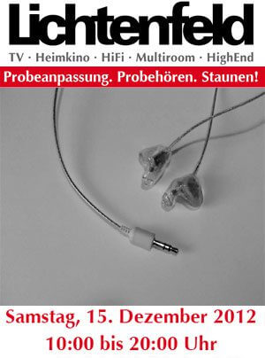 Fabulous Earphones In-Ear-Kopfhörer