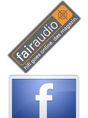 fairaudio-Seite auf Facebook