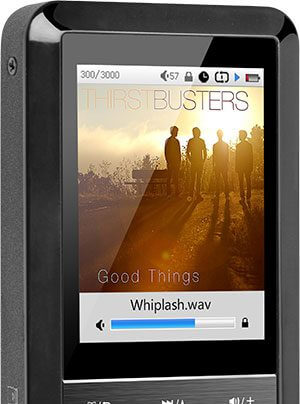FiiO X3 tragbarer High Res Audioplayer