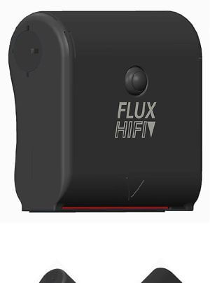 Flux-Hifi Vinyl-Turbo Plattenbürste mit Absaugfunktion