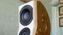 "Fonel Audio Kompaktlautsprecher ""La Viva"" mit neuem Design und neuer Technik"