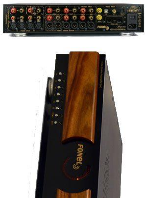 Fonel Suprema 5.1-Vorverstärker DAC