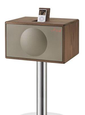 Geneva Lab Model L iPod Dock, Verstärker, Lautsprecher