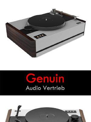 Genuin Audio Analogforum Krefeld mit Schallplattenspieler Drive und Endstufe Nimbus
