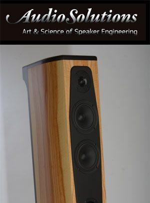 Genuin Audio: AudioSolutions Lautsprecher neu im Vertrieb