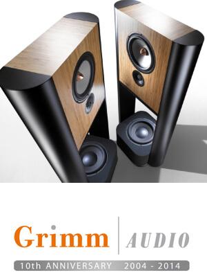 Grimm Audio LS1 Aktivlautsprecher DSD und DXD Upgrade