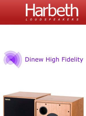 Harbeth Hausmesse bei Dinew High Fidelity in Hannover