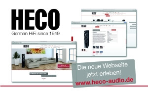 Heco Relaunch Website heco-online.de