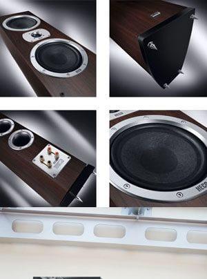 Heco Victa Prima 5.1-Lautsprecherserie