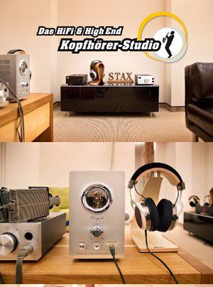 HiFi im Hinterhof mit neuem Kopfhörer-Studio
