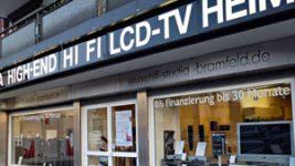 Hi-Fi Studio Bramfeld mit Komponenten von Audio Reference Momentum Stereo von Dan D'Agostino