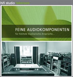Ausbildungsplatz bei Hifi Studio Falkensee