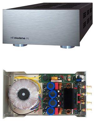 HiFiAkademie PowerAmp P6 neue Stereoendstufe