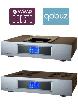 HiFiAkademie Streamingplayer Update für qobuz