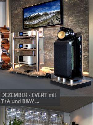 HiFi Forum Baiersdorf Hersteller-Event T+A / B&W