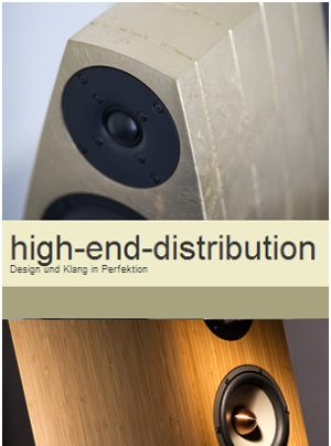 high-end-distribution - EMMESpeakers & DoAcoustics - Handelsvertreter gesucht