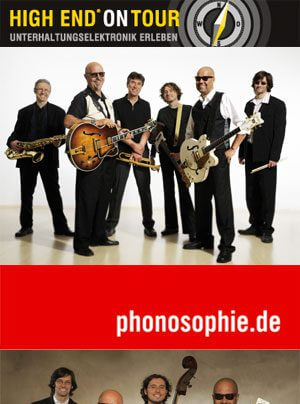 Blues Company live in Concert bei High End on Tour