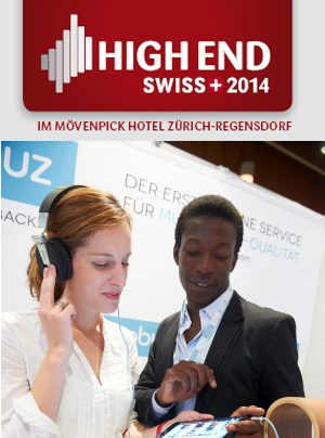 High End Society High End Swiss Messe 2014