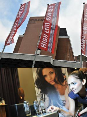 High End Swiss 2012 Messe in Zürich