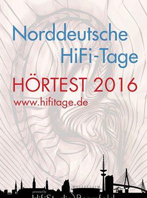 Norddeutschen HiFi-Tage Hörtest 2016 in Hamburg