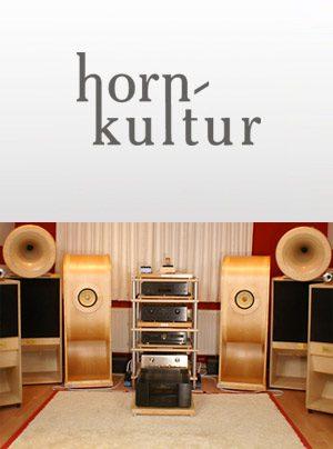 horn-kultur umzug canor röhren ring audio hornlautsprecher