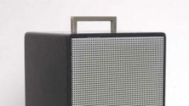 Hornmanufaktur Retrobox Lautsprecher mit Verstärker