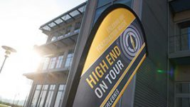 High End on Tour Darmstadt Februar 2014