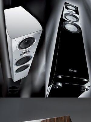 Heco Celan GT - Magnat Quantum 800 Lautsprecher Standbox Subwoofer