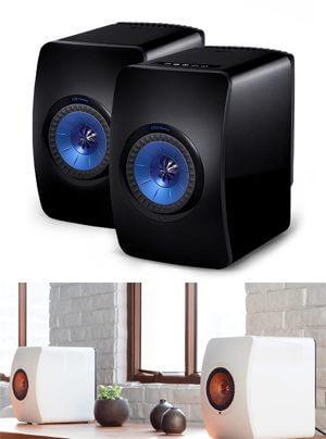KEF LS-50 Wireless Lautsprecher
