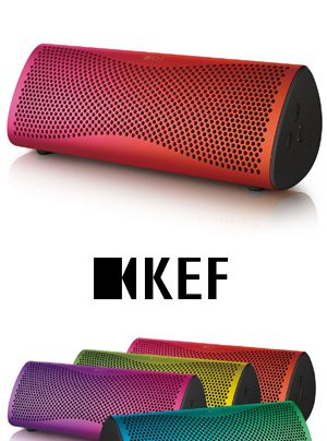 KEF MUO Ross Lovegrove Edition Bluetooth-Lautsprecher