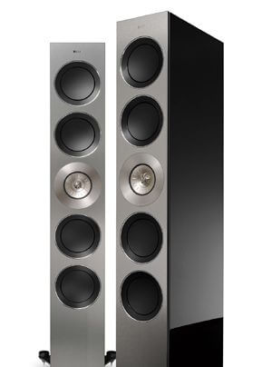 KEF The Reference 5.1-Lautsprecherserie