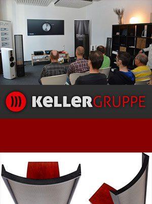 Keller Gruppe Relax Days Oktober November 2016 Anthem Martin Logan Quadral Workshop