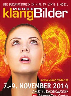 Klangbilder Hifi-Messe in Wien 2014 11-14
