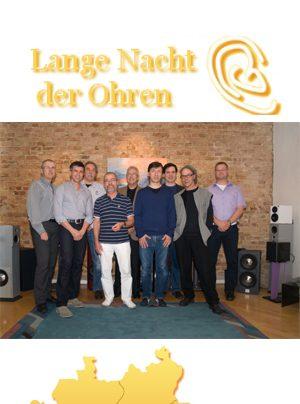 Lange Nacht der Ohren - HiFi-Show in Berlin