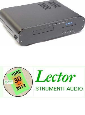 Lector Audio CDP-603 CD-Spieler mit Röhrenvorstufe