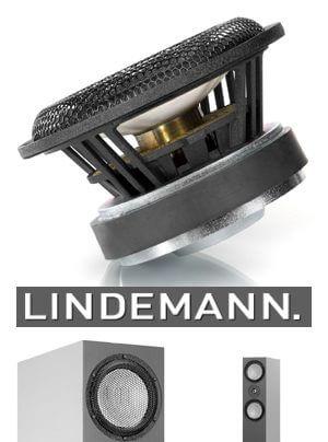 Lindemann Audio 2,5-Wege-Standlautsprecher BL-25
