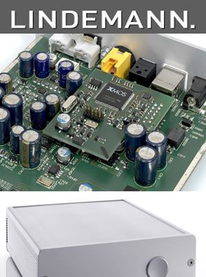 Lindemann audiotechnik - Neuer USB-DAC 24/192