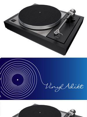 Linn Sondek LP12 Plattenspieler Vinyl Adikt Day