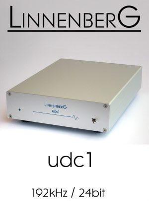 Linnenberg UDC1 USB-D/A-Wandler